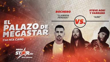 ¡Impresionante! Rochero se mantiene invicto en El Palazo de MegaStar después de siete victorias con su temazo