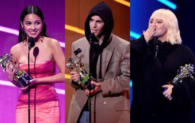 Lista completa de ganadores de los 'MTV Video Music Awards': la noche de la coronación de Olivia Rodrigo