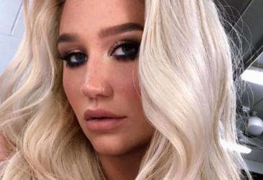 Kesha ha puesto a la venta el maquillaje más llamativo del mercado