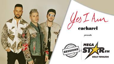 'Yes I Am' te da la oportunidad de conocer a Lérica en la próxima 'MegaStar Sessions'