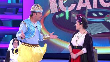 """El cabreo de Arturo Valls con un concursante de """"¡Ahora caigo!"""" por su imperdonable error"""