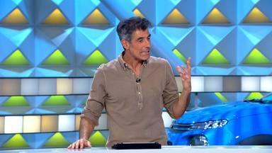 Jorge Fernández recibe un toque de atención de la dirección de La ruleta de la suerte por irse de la lengua