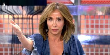 """Las serias dudas de María Patiño sobre su continuidad en Telecinco: """"Me iré dignamente"""""""