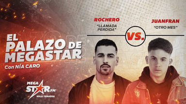 Rochero se mantiene en el trono de El Palazo de MegaStar pero le toca enfrentarse a una promesa de la música