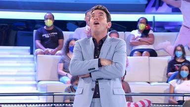 El irónico mensaje de Arturo Valls a un concursante de '¡Ahora Caigo!' con el que rompe una 'norma'