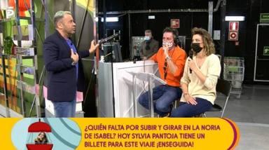Sandra Barneda, en shock después de que Jorge Javier Vázquez desvele el conflicto entre ellos: Te puteaba