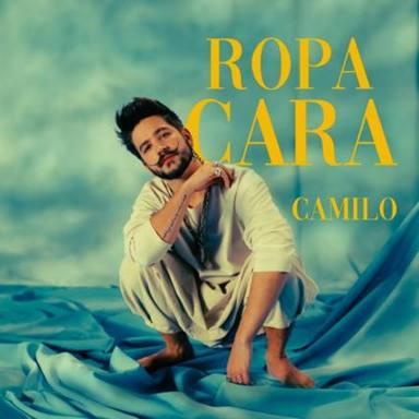 """Camilo presenta """"Ropa Cara"""", su nuevo temazo con el sonido más potente y urbano"""