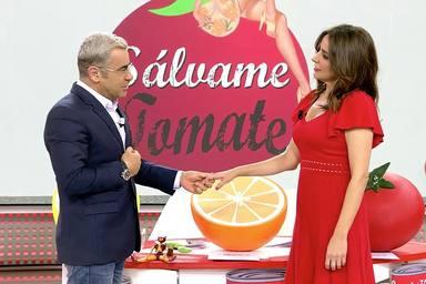 Carmen Alcayde y Jorge Javier Vázquez juntos de nuevo en Telecinco
