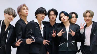 La banda BTS