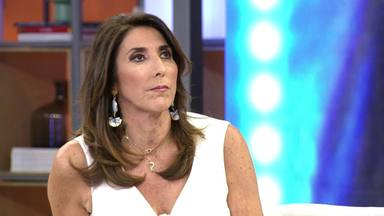 Paz Padilla romperá su silencio en su vuelta a la televisión e incumplirá una norma muy importante en su vida