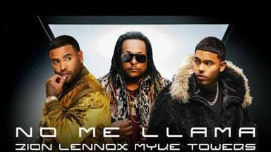"""""""No Me Llama"""", nuevo single del dúo puertorriqueño Zion & Lennox junto con Myke Towers"""