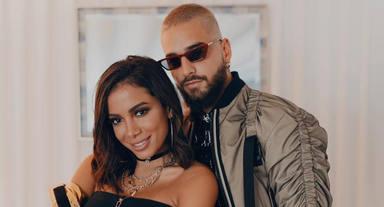 Anitta confiesa esto sobre Maluma y se hace viral