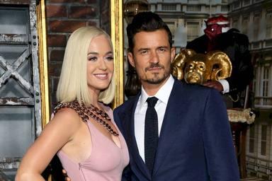 ¡Katy Perry y Orlando Bloom ya son papás y nosotros tenemos la primera foto de familia!