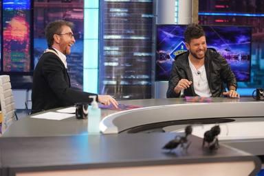"""Pablo Motos para el programa y pide perdón a Pablo López por un feo gesto: """"Quiero pedirte perdón"""""""