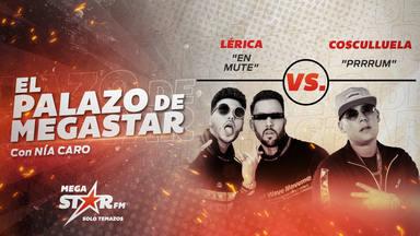Lérica repite en El Palazo de MegaStar con 'En Mute' pero le toca enfrentarse a un clásico de la música urbana