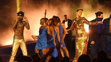 """Alicia Keys presenta """"LALA (Unlocked)"""" junto con el rapero Swae Lee"""
