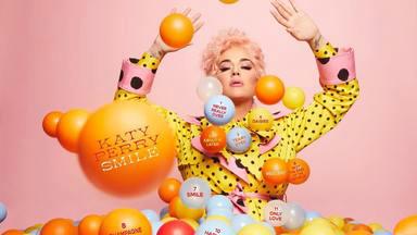 Katy Perry estrena el videoclip de 'Smile' días antes de dar a luz a su primera hija