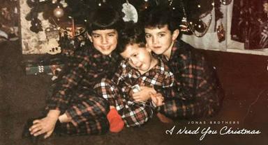 """""""I Need You Christmas"""" Jonas Brothers"""