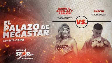 'Location' de Karol G, Anuel AA y J Balvin se acerca a batir los récords como El Palazo de MegaStar