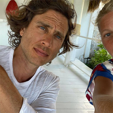 El mensaje de Gwyneth Paltrow a su marido que ha sido trending topic en las redes