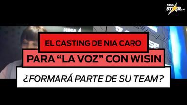 Entrevista Wisin y Nia Caro