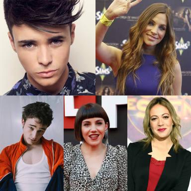 Los cantantes y grupos que alcanzaron el éxito tras participar en XFactor