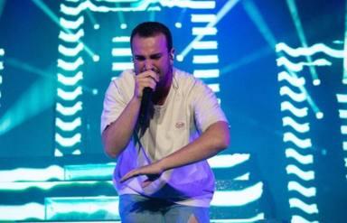 """""""Sin palabras"""": Zzoilo muestra su tremenda emoción después de su primer gran concierto"""