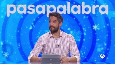 La novedad en 'Pasapalabra' anunciada por Roberto Leal que supone un gran cambio en el programa para 2021