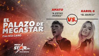 ¡Increíble giro en El Palazo de MegaStar! Amato arrasa con todo y se proclama como el nuevo ganador