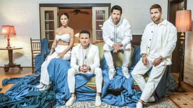 """Cali y El Dandee participa en el estreno """"2005"""" del colombiano Fonseca junto con Greeicy"""