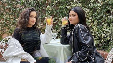 Te contamos todos los detalles sobre la quedada de Rosalía y Kylie Jenner