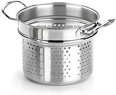 Este es el desconocido utensilio de cocina con el que podrás escurrir la pasta sin problemas