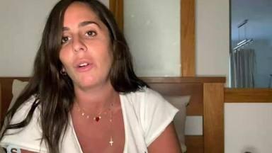 """""""He colgado yo"""": El desplante de Anabel Pantoja a Paz Padilla en pleno directo"""
