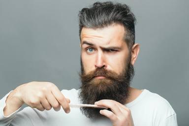 Las claves que explican que unos hombres tengan más barba y otros menos