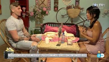 Sofía Suescun reacciona a la nueva relación amorosa de su madre, Maite Galdeano, con Labrador