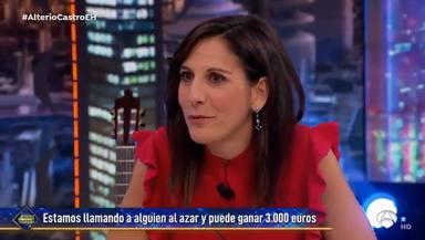 Recibe la llamada de El Hormiguero y su terrible excusa le hace perder los 3.000 euros