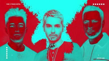 "Por primera vez juntos VIZE & Tokio Hotel presentan ""White Lies"""