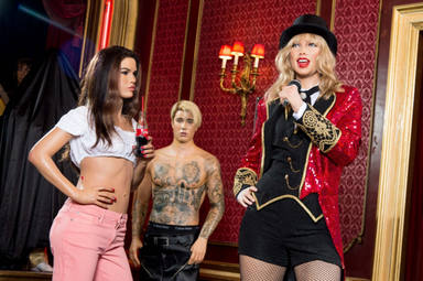 ¡Taylor Swift ya tiene su figura de cera!