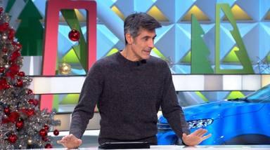 La dura reprimenda de Jorge Fernández a un espectador que compara su programa con 'Sábado Deluxe'