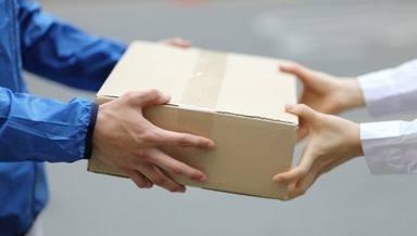 Ten en cuenta estos consejos si pides un paquete a casa con la crisis del coronavirus