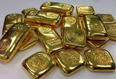 Suiza busca persona se dejó 3 kilos de oro en tren