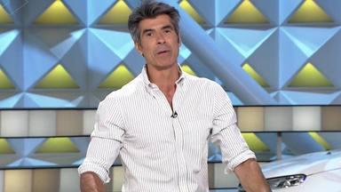 El sorprendente enfado de Jorge Fernández en 'La ruleta de la suerte' que le ha obligado a parar el programa