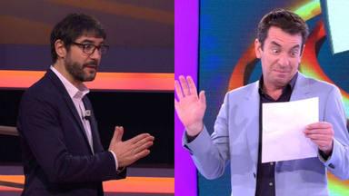 """Arturo Valls, en 'shock' tras la seria advertencia de Juanra Bonet: """"¿Estamos locos?"""""""
