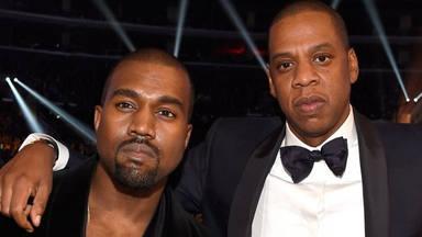 Kanye West y Jay-Z entierran el hacha de guerra con una nueva colaboración