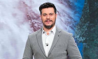 El hombre 'del Tiempo' de TVE cuenta en su vuelta a la televisión su lucha contra el coronavirus