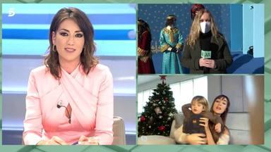 El momento viral en el que Patricia Pardo no puede aguantar el llanto en directo en El Programa de Ana Rosa