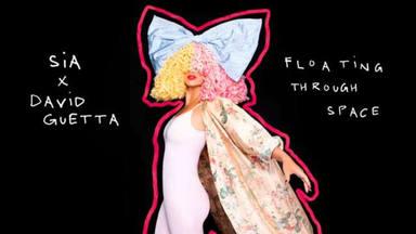 """Sorpresa con el single """"Floating Through The Space"""" de Sia & David Guetta"""