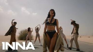 INNA busca el número 1 con su nuevo temazo 'MAZA JAJA'