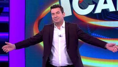El futuro incierto de Arturo Vals por esta decisión de Antena 3 con 'Ahora Caigo'