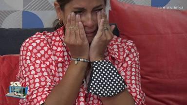 El tremendo disgusto de Anabel Pantoja en su primera noche en 'Sola/Solo'
